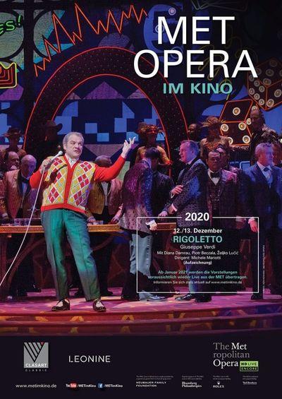 Met Opera: Verdi Rigoletto (2013)