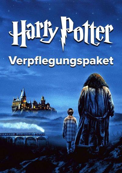 Verpflegungspaket Harry Potter Marathon