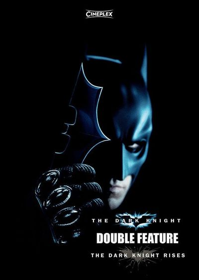 The Dark Knight Double Feature
