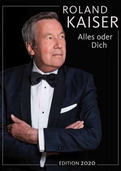 Roland Kaiser - Alles oder Dich (Edition 2020) - Clubkonzert Berlin