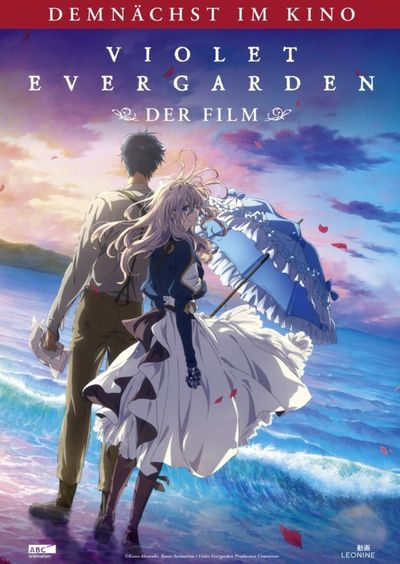 Anime Night 2020: Violet Evergarden: The Movie