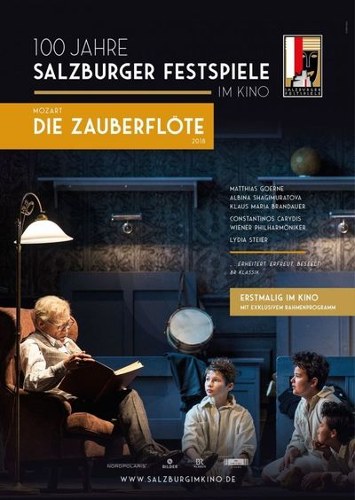 Salzburg im Kino 20/21: Mozart - Die Zauberflöte (2018)