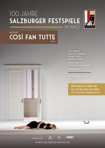 Salzburg im Kino 20/21: Mozart - Cosi fan tutte (2020)