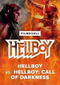 filmduell hellboy vs hellboy call of darkness. Black Bedroom Furniture Sets. Home Design Ideas