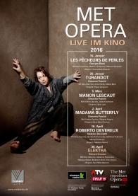 Met Opera 2015/16: Elektra (Strauss)