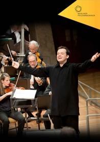 Berliner Philharmoniker 2015/16: Andris Nelsons dirigiert Wagner und Bruckner