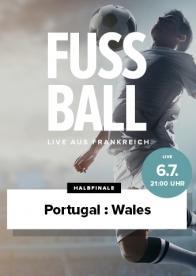 Fußball 2016 - Halbfinale (HF1)