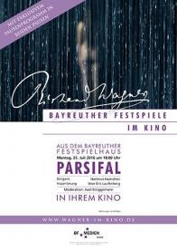 Bayreuther Festspiele 2016: Parsifal