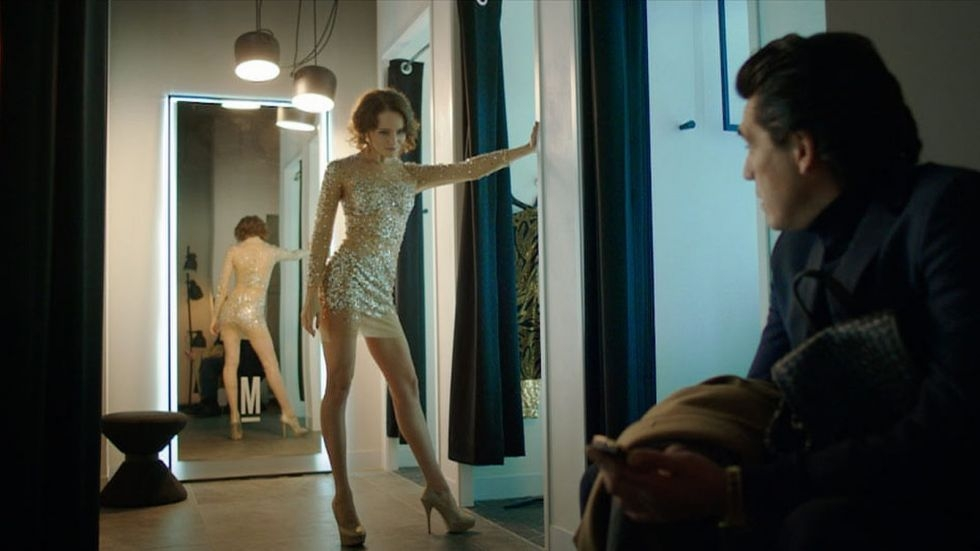 Deborah ann woll nude