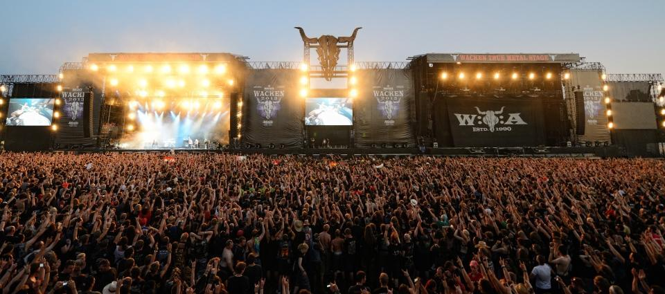 Wacken 3D Der Film