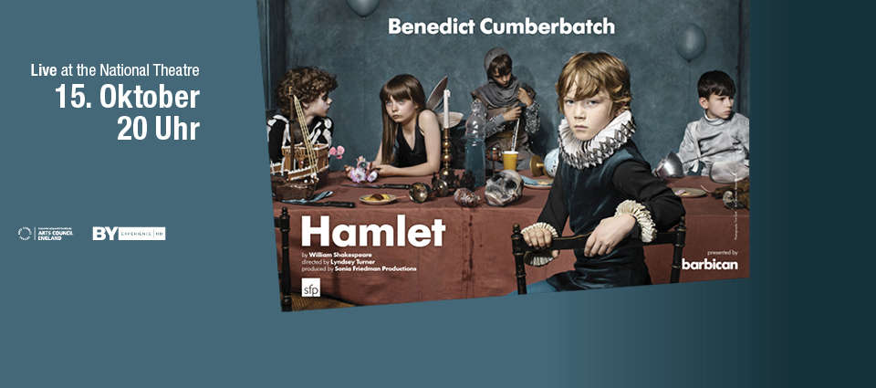 National Theatre London: Hamlet