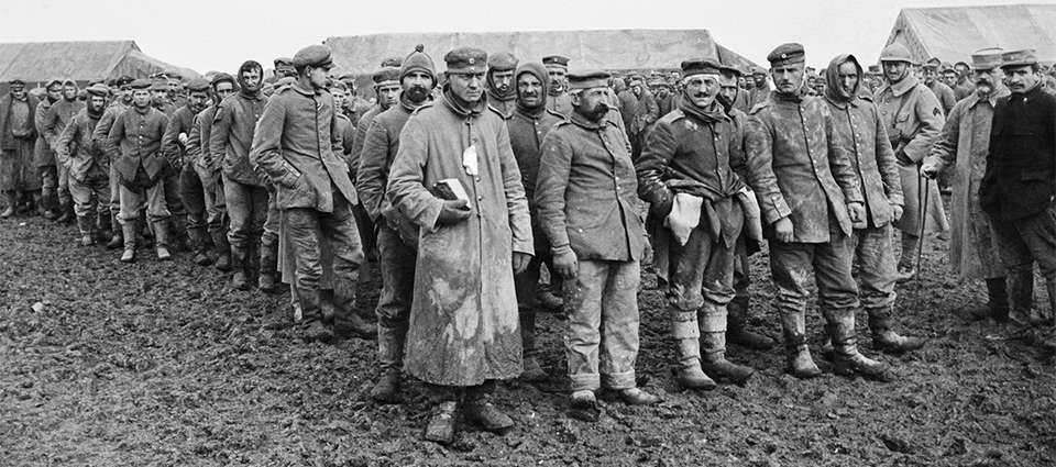 Im Krieg - Der 1. Weltkrieg