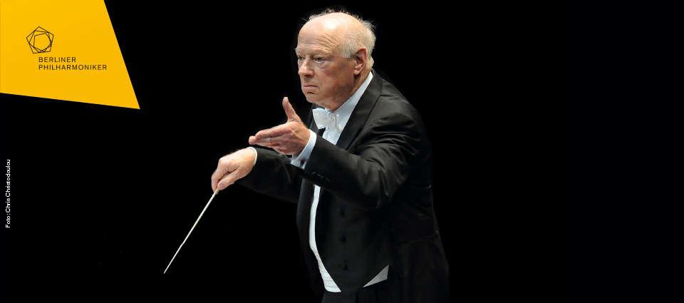 Berliner Philharmoniker 2014/15 mit Bernard Haitink & Isabelle Faust