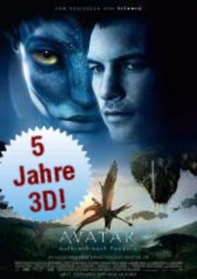 5 Jahre 3D: Avatar 3D