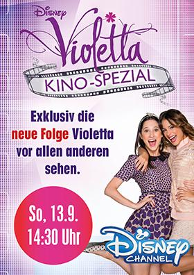 Event: Violetta im Kino
