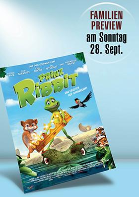 Familien-Preview: Prinz Ribbit