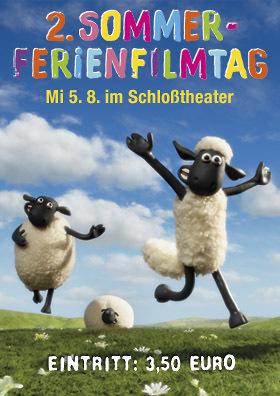 2. Ferienfilmtag im Schloßtheater