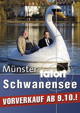Münster-Tatort: SCHWANENSEE