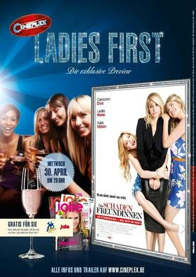 Ladies First DIE SCHADENFREUNDINNEN