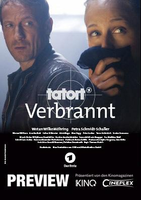 Kino-Preview: Tatort VERBRANNT mit Wotan Wilke Möhring