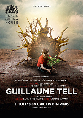 Royal Opera: Guillaume Tell Live am 05.07.15