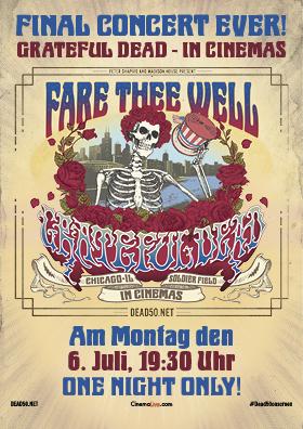 The Grateful Dead – 50. Jubiläum & Abschiedskonzert