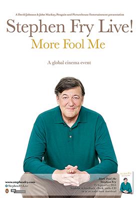 STEPHEN FRY LIVE