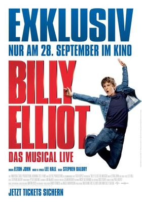 Billy Elliot - Das Musical Live (OmU)