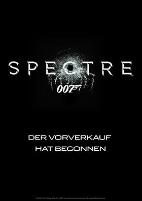 JAMES BOND 007: SPECTRE