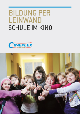 Schulausflug ins Kino