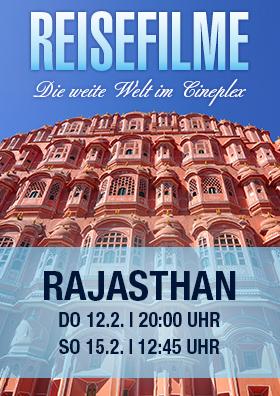 Reisefilm: Rajasthan