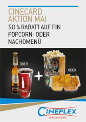 CineCard Monatsspecial