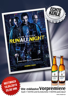 Echte-Kerle-Preview: RUN ALL NIGHT