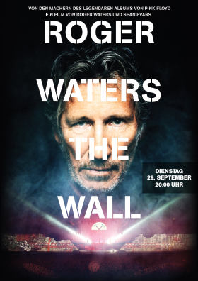 Roger Walters. The Wall