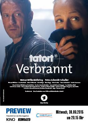 "Previw: Tatort ""Verbrannt""  im Kino"