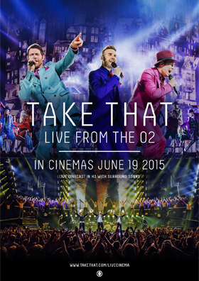 Take That - Live aus London