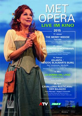 """Metropolitan-Opera: """"La Donna Del Lago"""" (Giachino Rossini)"""