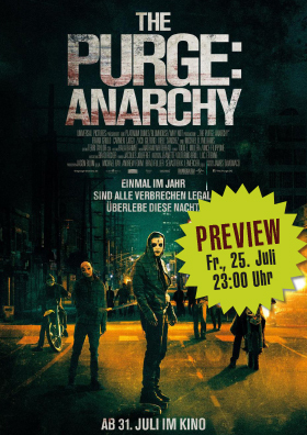 Preview -  The Purge - Anarchy