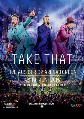 Take That - Live aus London