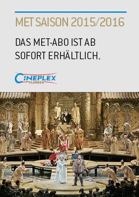 Metropolitan Opera Saison 2015/2016