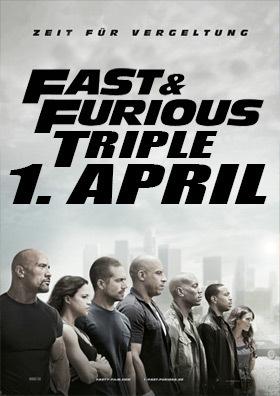 01.04. Fast & Furious Triple - Teil 5 - 7