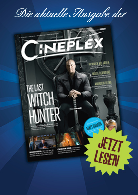 Das Cineplex Kino-Magazin