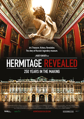 Hermitage Revealed | am 09. & 14.09.