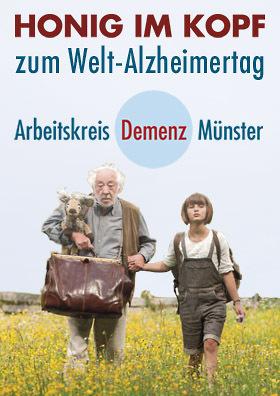 HONIG IM KOPF zum Welt-Alzheimertag