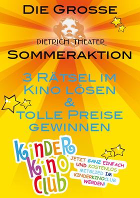 Sommeraktion für Kinder