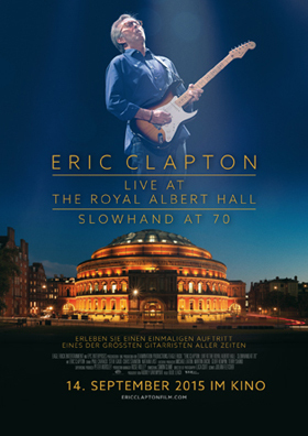 Legends of Rock: Eric Clapton at the Royal Albert Hall