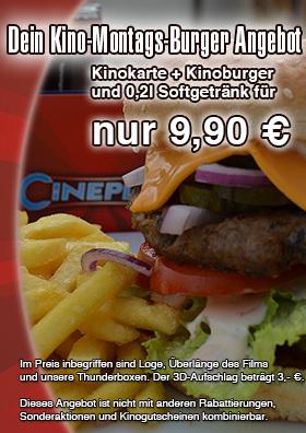 Kino-Burger-Montag