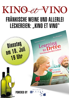"Kino et Vino - ""Learning to drive"""