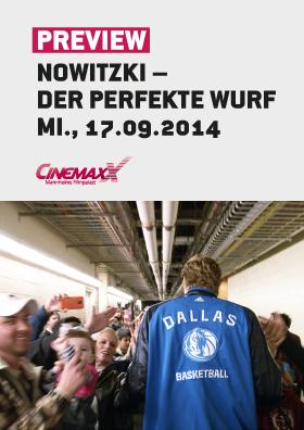 Preview: Nowitzki: Der perfekte Wurf