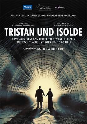 TRISTAN UND ISOLDE live aus Bayreuth!